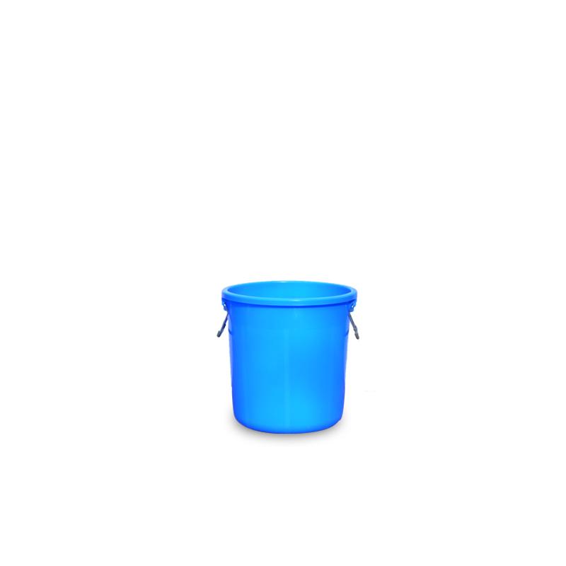50L铁柄水桶